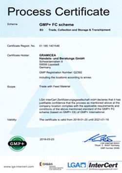 GRAMICEA - Qualitätssicherung seit 1989